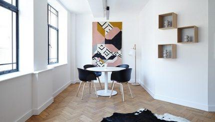 9 trucuri pentru a transforma un spațiu mic într-unul stilat